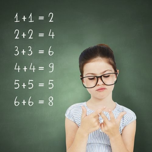 Treatment for Children who have difficulties with maths