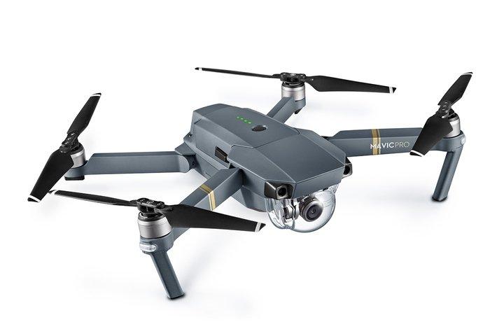 Drone équipé de caméra