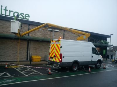 Cherry Picker Hire Ipaf Access Hire Cctv