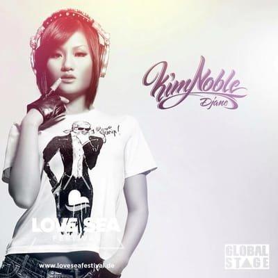 Kim Noble(Globalstage)