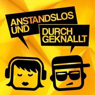Anstandslos & Durchgeknallt (Dusted Decks / Sony Music / Nitron)