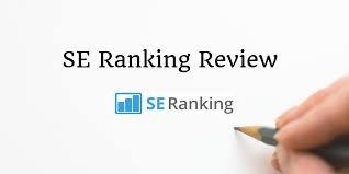 Using SE Ranking  for SEO
