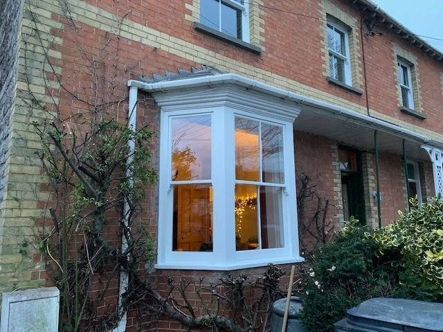 Bay window in Frome