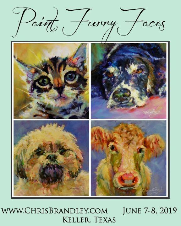 Furry Faces Workshop-Keller, TX