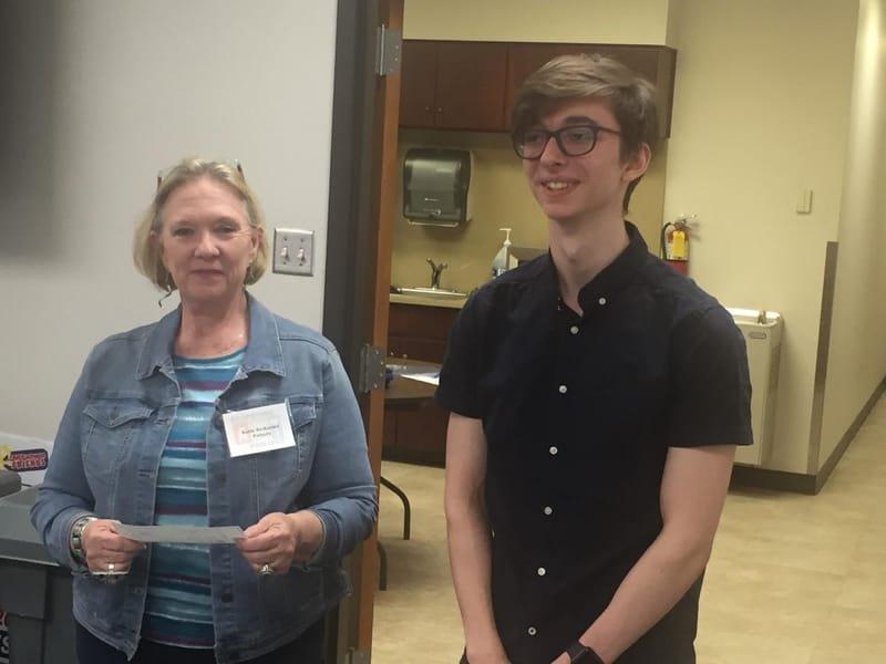 GCISD Visual Art Student Scholarship Award