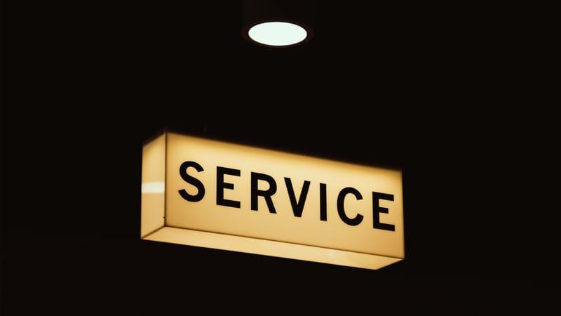 Un service fiable