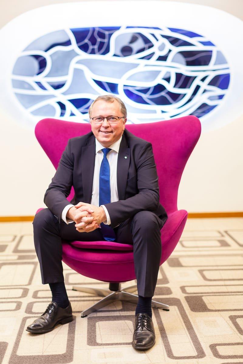Eldar Sætre - Equinor CEO