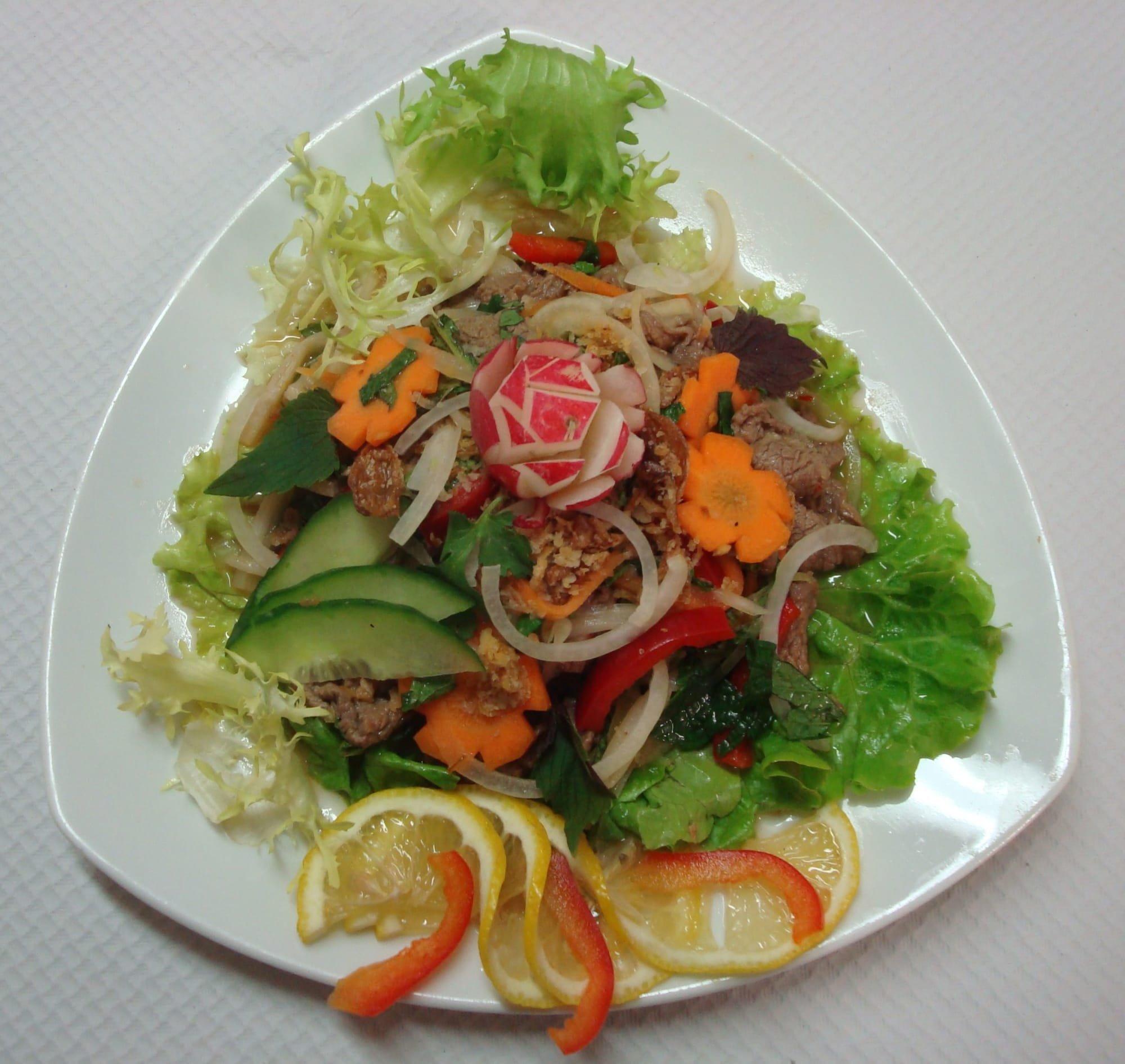 Cuisine Vietnamienne: Pacific Airport Restaurant