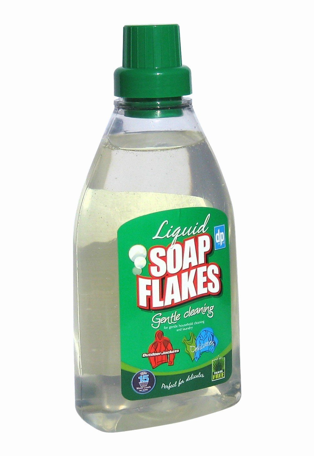 Picture of Dri-Pak Liquid Soap Flakes 750/ml / 25.36 oz bottle