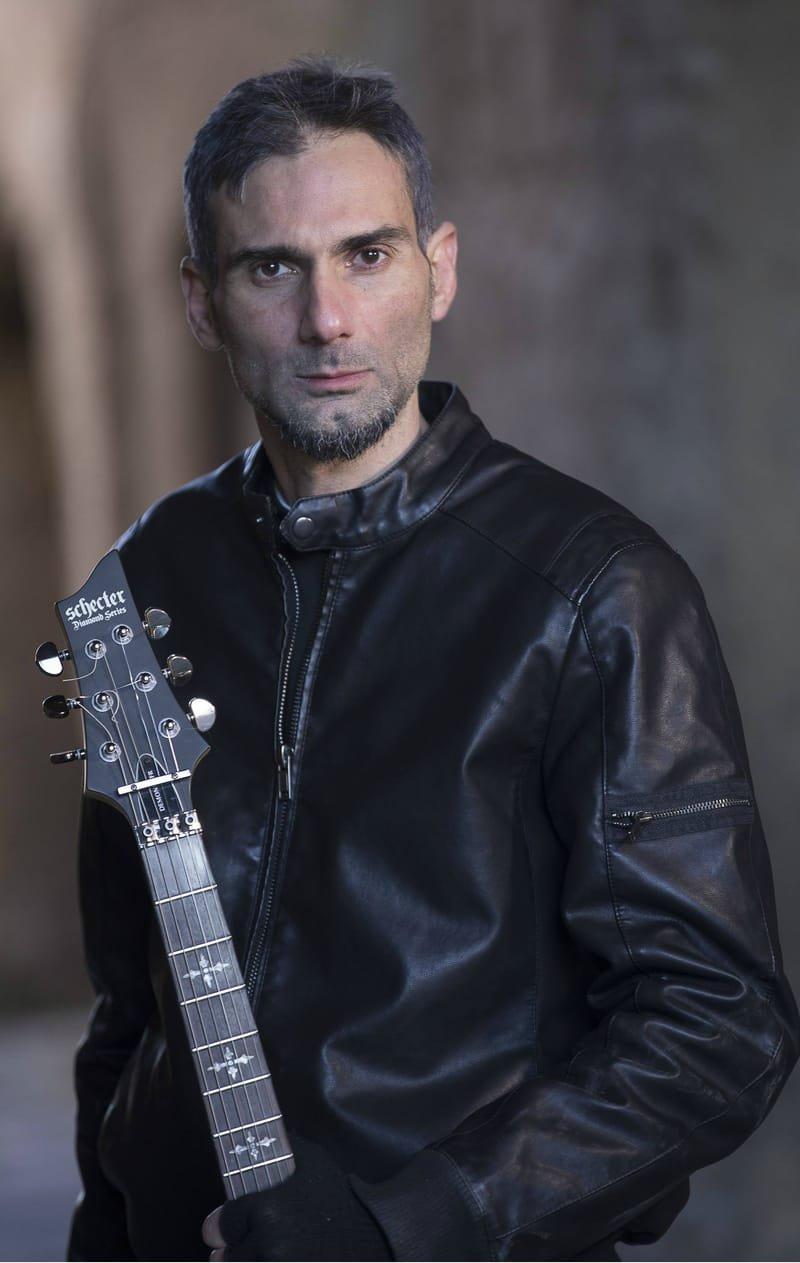 Agravain (Vocals, guitars)