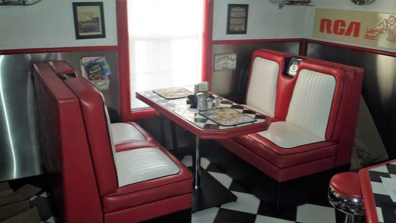 The Diner at Slack Key Studio's