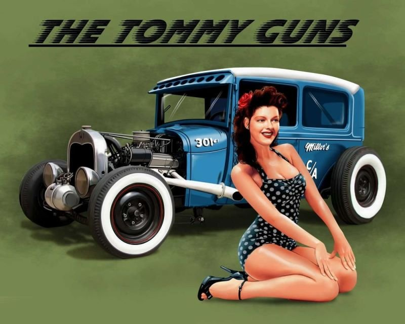 The Tommy Guns