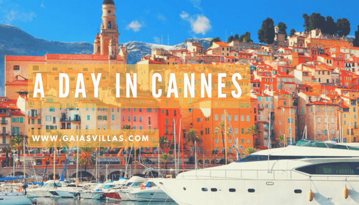 A day in Cannes
