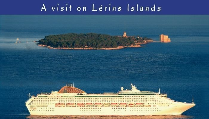 Visit on the Lérins Islands