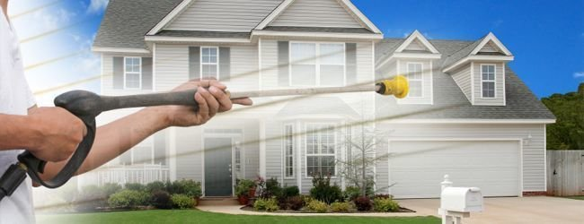 Exterior Home Cleaning