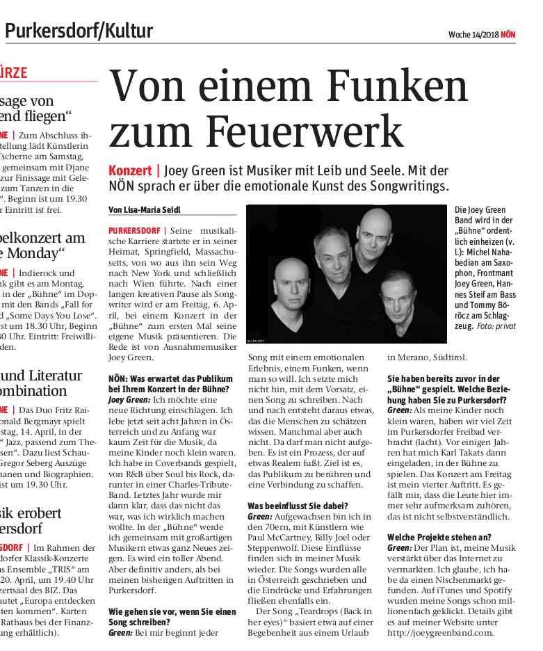 Purkersdorf NÖN-Press