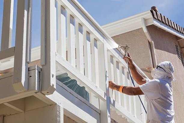 The Importance and Benefits of Working Together with a Professional Painter from Your Region