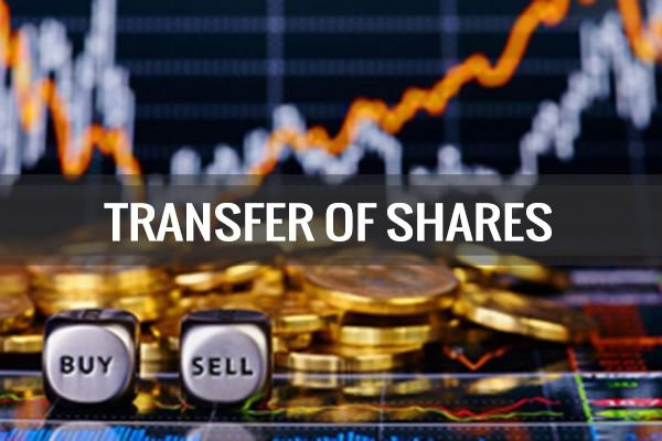 transfer of shares Restrictions on the transfer of shares prior to selling or gifting shares, you must check the articles of association and shareholders' agreement (if applicable) for any restrictions, such as: pre-emption rights of existing shareholders the directors' power to authorise share transfers buy-back options of the company.