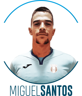 MIGUEL SANTOS | FC CLINCENI (LOAN FROM FC ASTRA GIURGIU)
