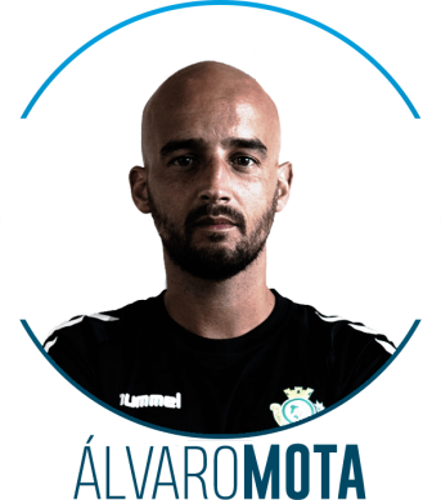 ÁLVARO MOTA | VITÓRIA FC U15 - COACH