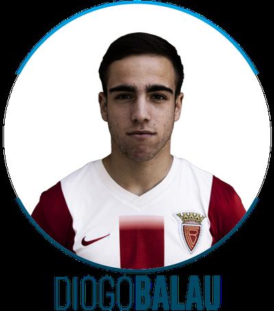 DIOGO BALAU | FC BARREIRENSE