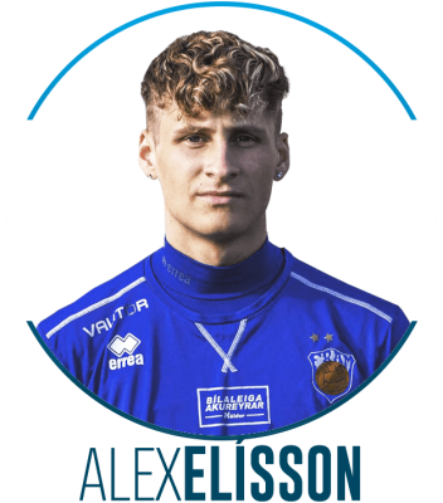 ALEX ELÍSSON | FRAM REYKJAVIK