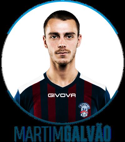 MARTIM GALVÃO | AE SPARTI FC