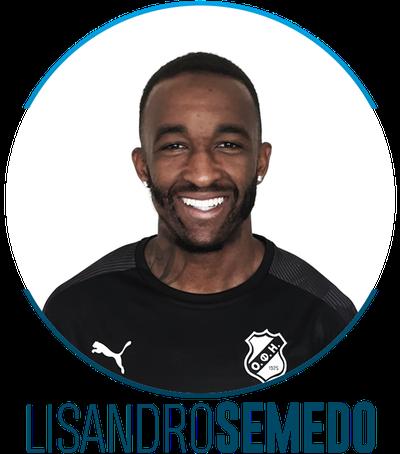 LISANDRO SEMEDO | OFI CRETA (LOAN FROM FORTUNA SITTARD)