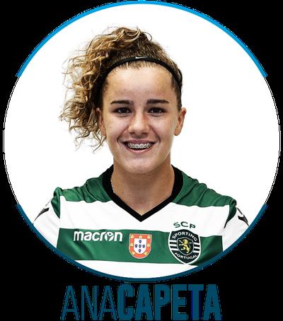 ANA CAPETA | SPORTING CP