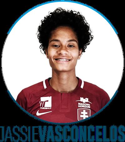 JASSIE VASCONCELOS | FC METZ