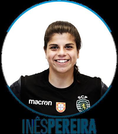 INÊS PEREIRA | SPORTING CP
