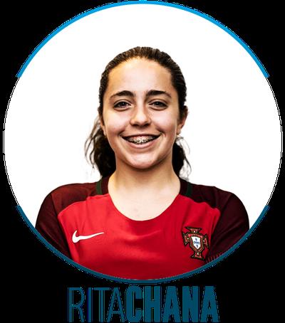 RITA CHANA | SL BENFICA