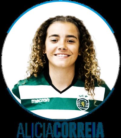 ALICIA CORREIA | SPORTING CP