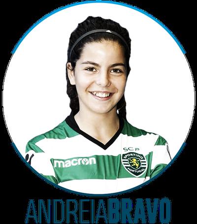 ANDREIA BRAVO | SPORTING CP
