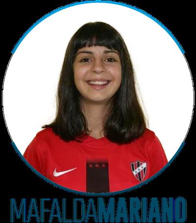 MAFALDA MARIANO | SG SACAVENENSE