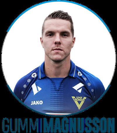 GUDMUNDUR MAGNUSSON | UMF VIKINGUR OLAFSVIK (LOAN FROM ÍBV)