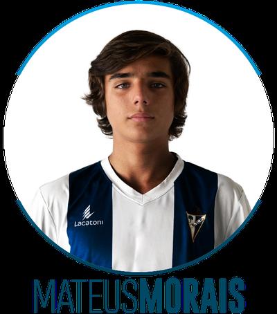 MATEUS MORAIS | CD PINHALNOVENSE