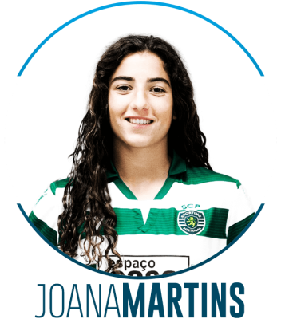 JOANA MARTINS   SPORTING CP