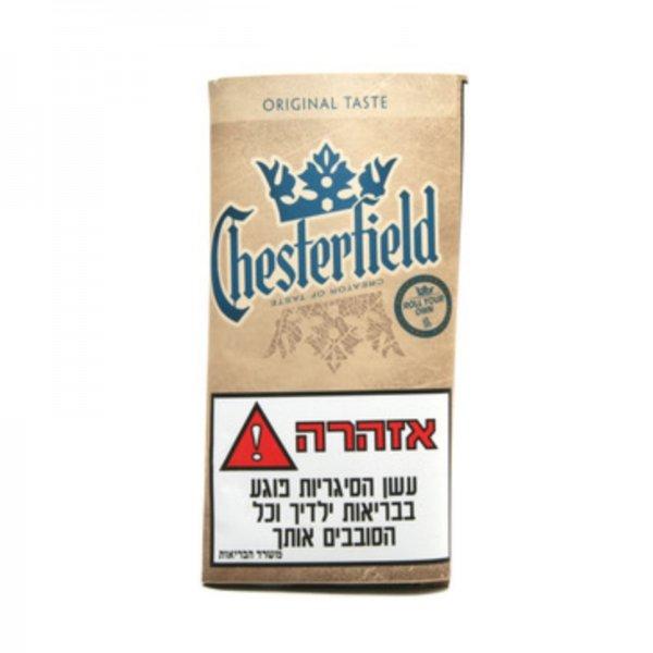 Chesterfield Original Tobacco לי לה לו משקאות