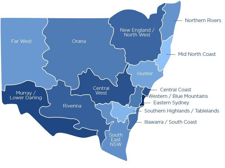 NSW Sponsorship for the Skilled Regional Nomination under 489 visa