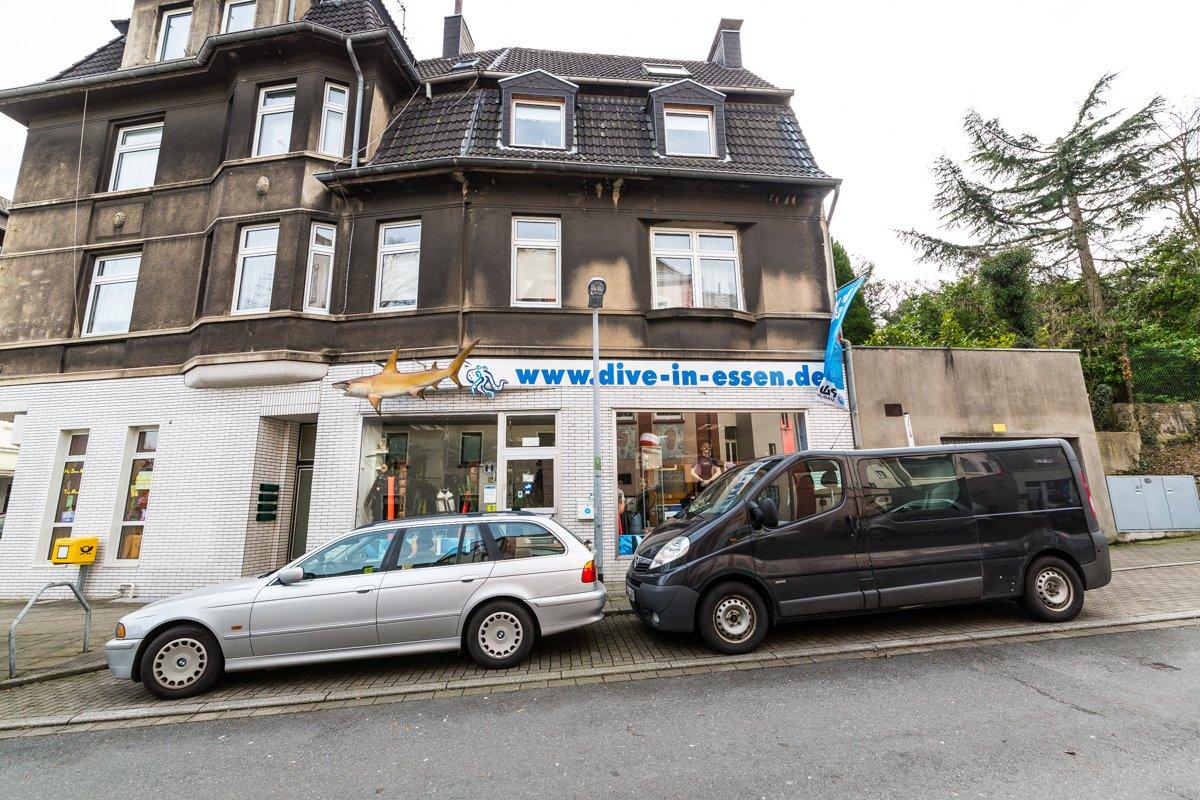 Dive in essen tauchcenter tauchausbildung tauchclub for Schwimmbad mulheim an der ruhr