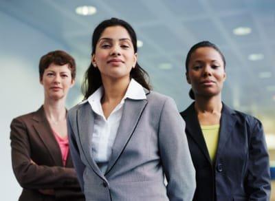 المرأة في الريادة