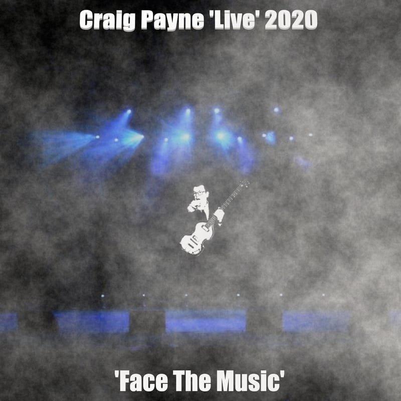 Craig Payne 'Live' 2020