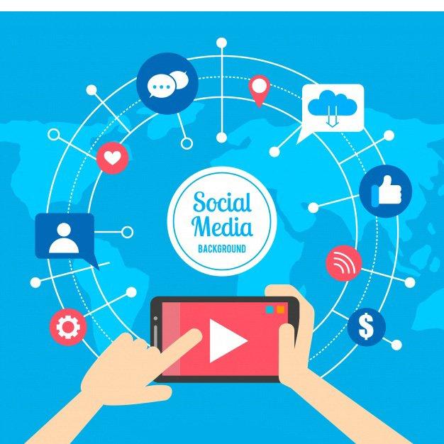 SOICAL MEDIA MARKETING