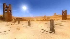 Do you want to live in a desert?