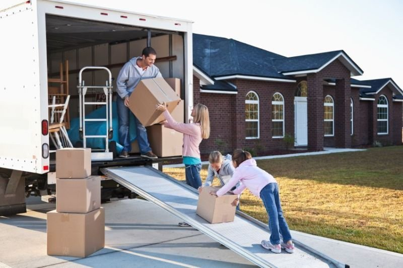 Learn About Household Moving