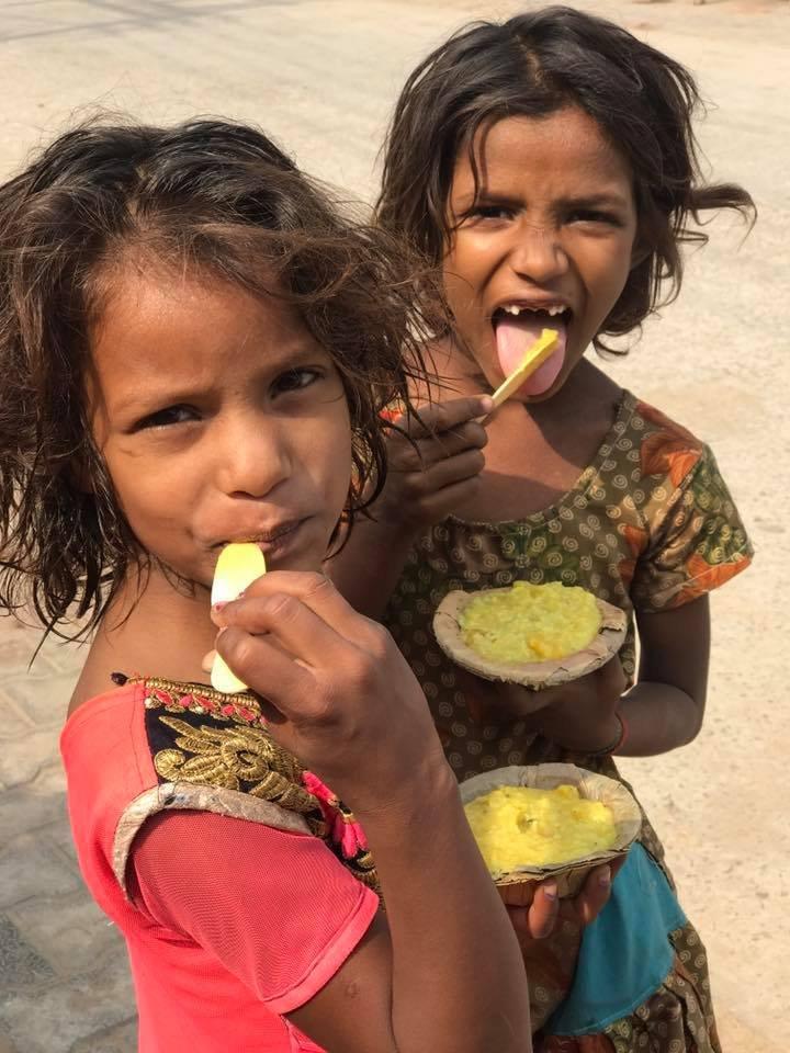 Charita v Indii