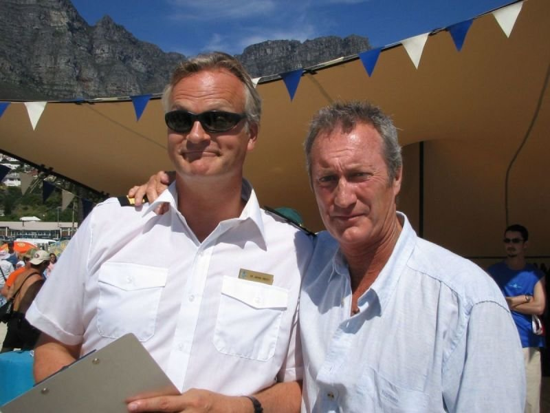 'POSEIDON ADVENTURE' WITH BRYAN BROWN.
