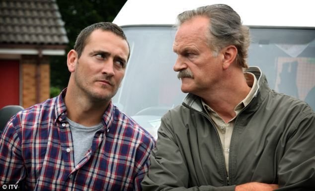 'WHITE VAN MAN' WITH WILL MELLOR