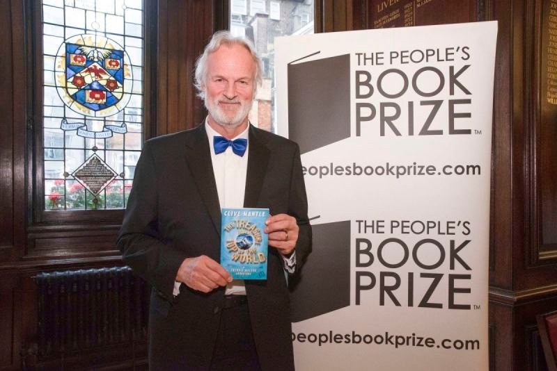The Peoples Book Prize 2019. WINNER>